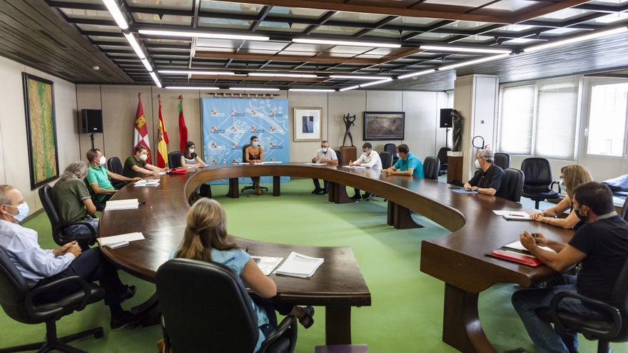 San Damián pide control en la contratación de temporeros en Zamora