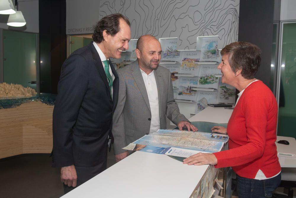 Alberto García Hevia, el piloto de Iberia autor del aplaudido discurso sobre Canarias