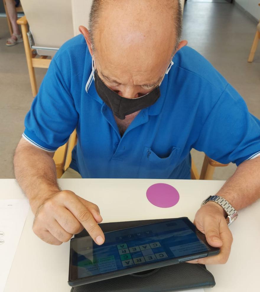 La Fundación «la Caixa» colabora en el proyecto: Terapias no farmacológicas para personas con Alzhéimer