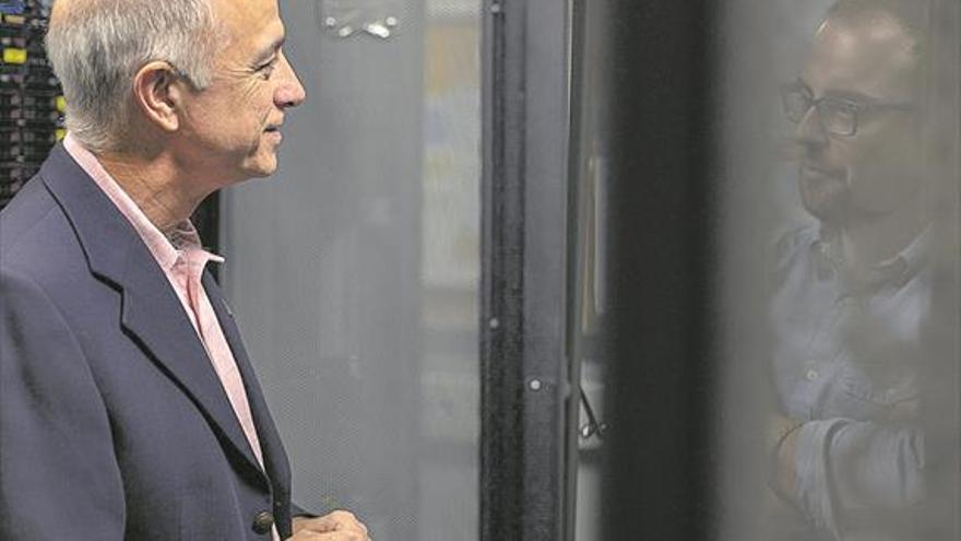 «La industria de Castellón tiene su reto de futuro en la digitalización»