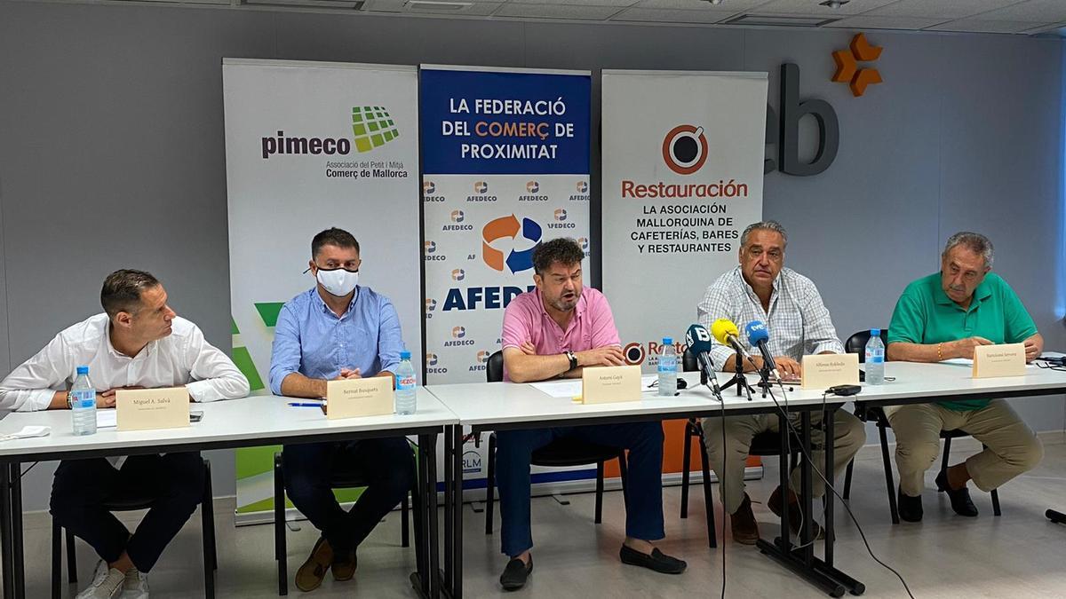 Afedeco, Pimeco y Restauración en contra de la ampliación del Acire en Bonaire.
