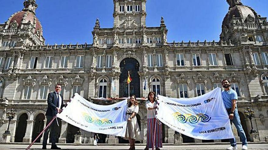 La Bandeira Cidade da Coruña reúne a la elite de las traineras