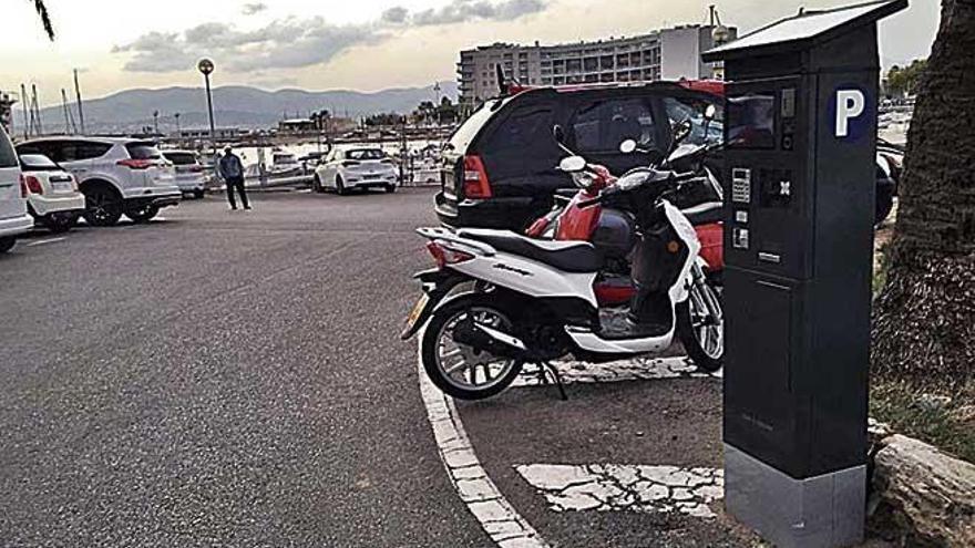 El Portitxol tendrá más de 50 plazas de parking de la ORA