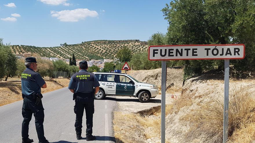 Detenido en Fuente Tójar un hombre por presuntamente robar 700 euros en un establecimiento de hostelería