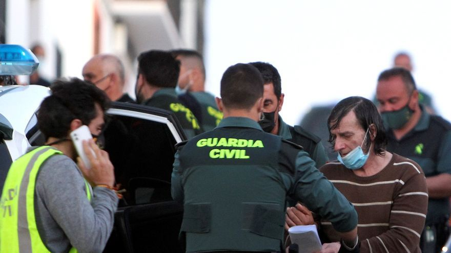 Detenido un hombre acusado de matar a sus dos hermanos en Badajoz