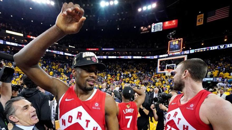 Serge Ibaka, del Nou Congost a campió de la NBA