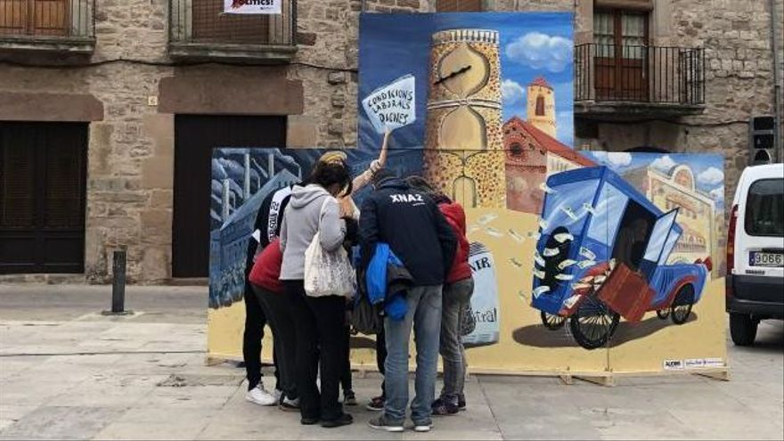 Súria acollirà un escape room al carrer com els que ja s'ha fet a pobles com Santpedor o Sant Fruitós