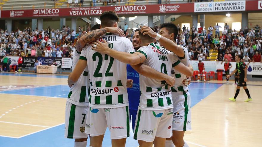 El Córdoba Futsal se cruza con el Hospitalet en la Copa del Rey