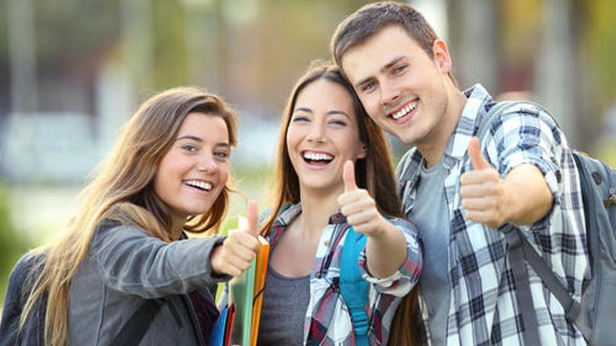 Contratos formativos y de prácticas para sacar a los jóvenes de las listas del paro