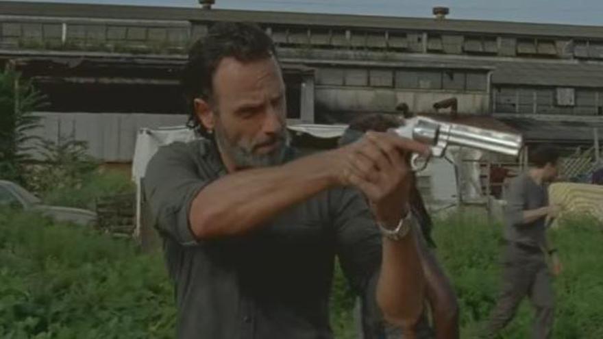Les claus de la 7a temporada de 'The Walking Dead'
