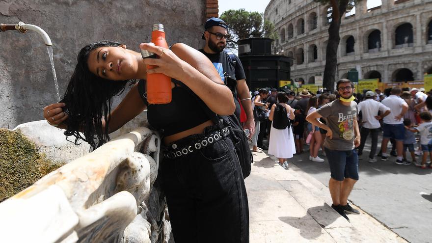 El calor asfixia al Mediterráneo: Sicilia bate récord en Europa al registrar 48,8ºC