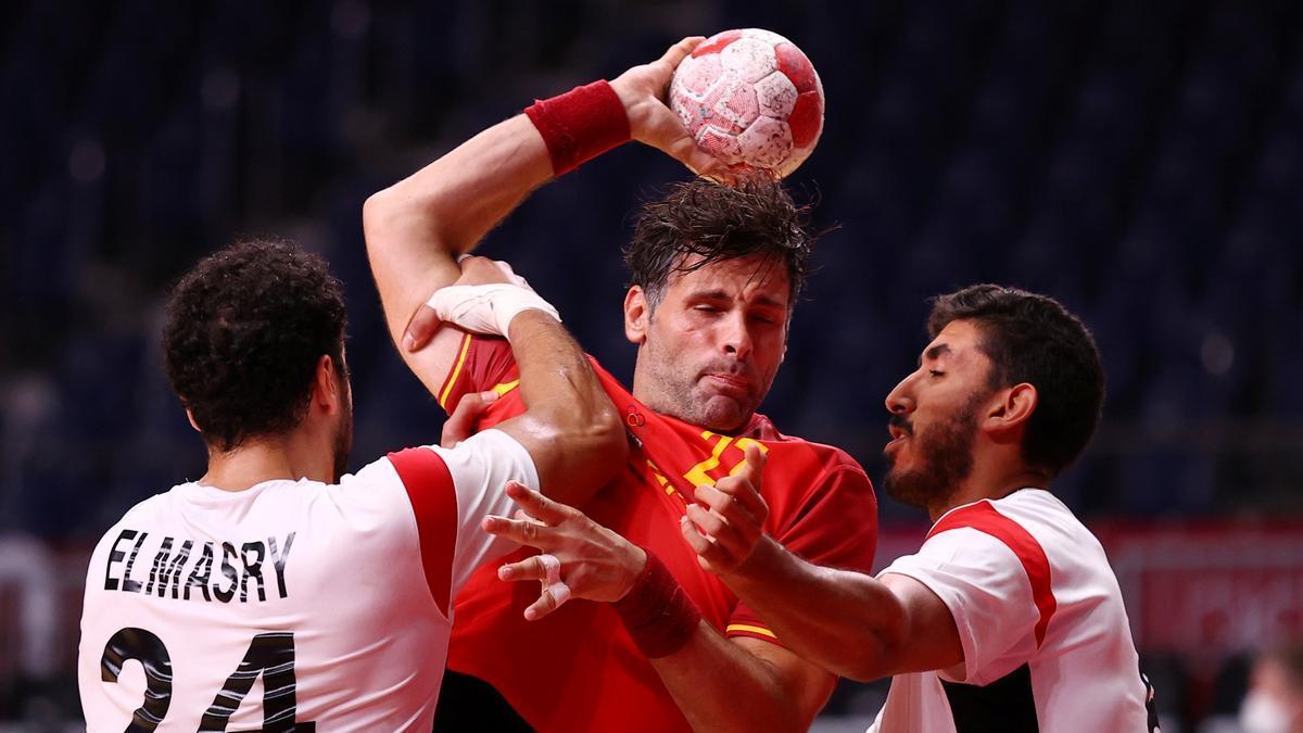 Tokio 2020, balonmano masculino: Partido por el tercer y cuarto puesto