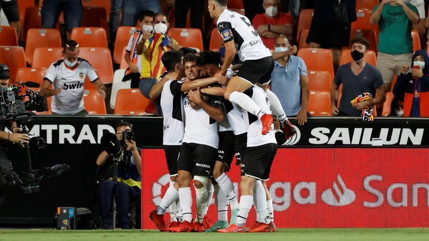 Sigue en directo el Real Betis-Valencia