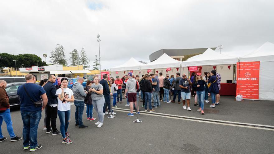 Los canarios encontraron su megachollo en la XII Feria de vehículos de ocasión de Avis Canarias