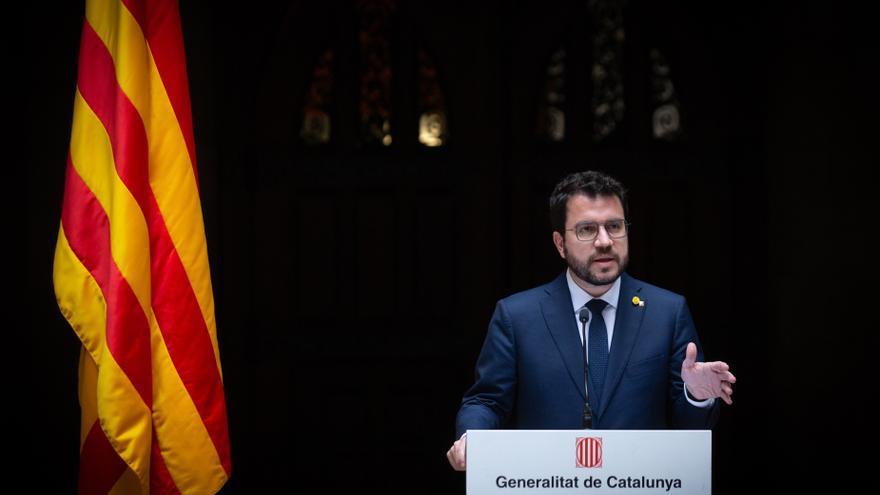Cataluña decreta un toque de queda para municipios de más de 5.000 habitantes