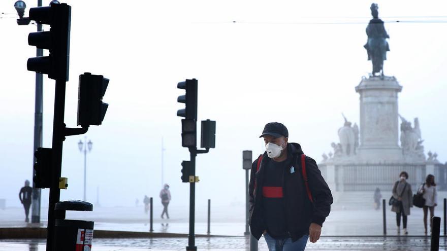 Portugal amplía el toque de queda a 191 comarcas, incluidas Oporto y Lisboa