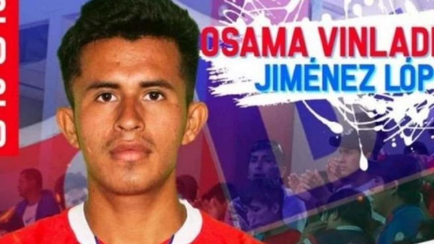 Las redes arden tras el fichaje del jugador Osama Vinladen