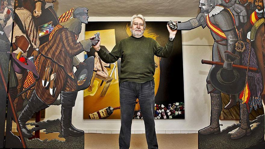 Antoni Miró: L'artista incansable