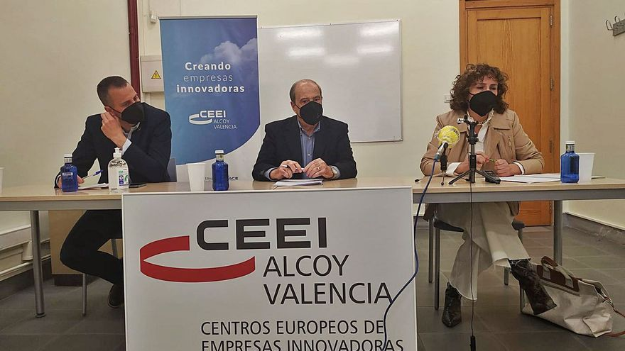 El CEEI de Alcoy se consolida pese a las dificultades de 2020