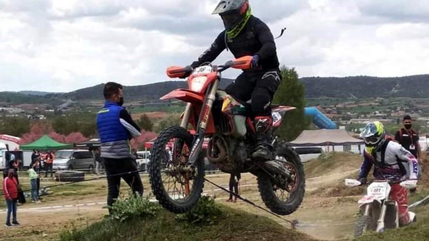 El cordobés Pedraza, subcampeón nacional de cross country