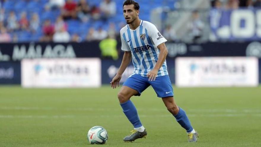"""Luis Muñoz: """"Tengo equipos para firmar ya, pero estoy esperando al Málaga"""""""