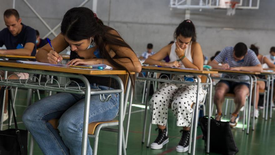 Estos son los 10 institutos de Alicante con las mejores notas en Selectividad