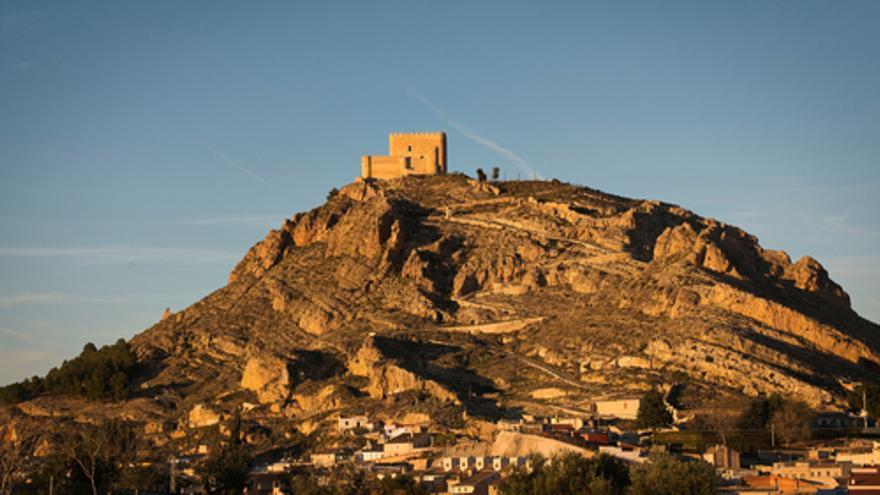Castillo de Jumilla. La jornada perfecta
