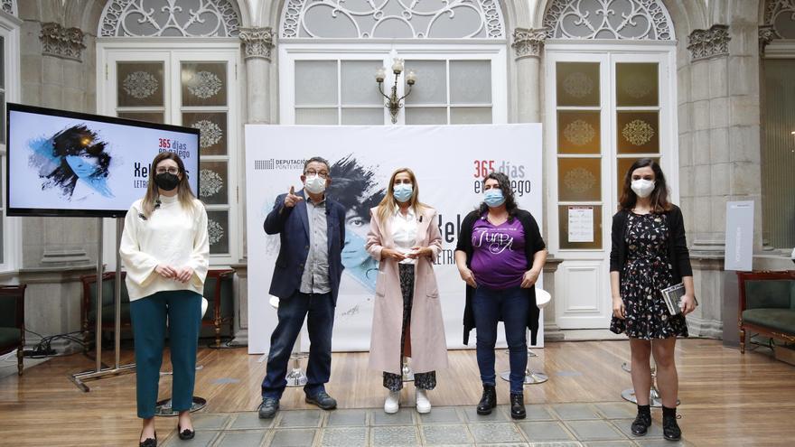 """""""365 días en galego"""", a aposta da Deputación para reivindicar a lingua propia"""