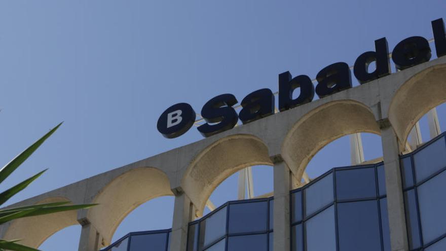 El Sabadell gana un 54,2% menos que en 2017