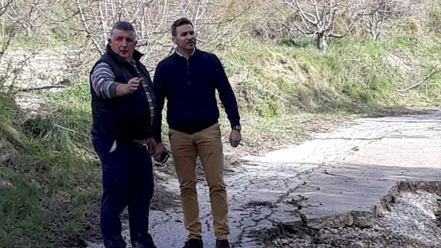 La Diputación aumenta un 25% las ayudas para la reparación de caminos