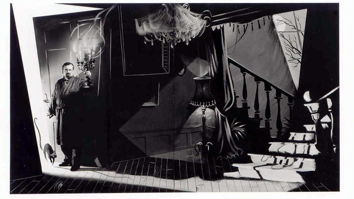 Chicho Ibáñez Serrador, en una imagen promocional de 'Historias para no dormir'.