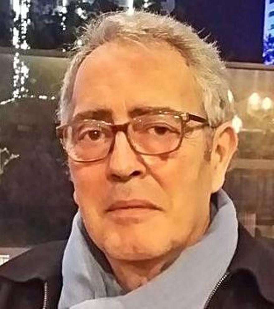 Miguel Ángel Novoa, investigador. //D.P.