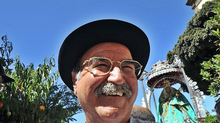 Adiós a Luis Miguel Arencibia, 'máster class' en compromiso social