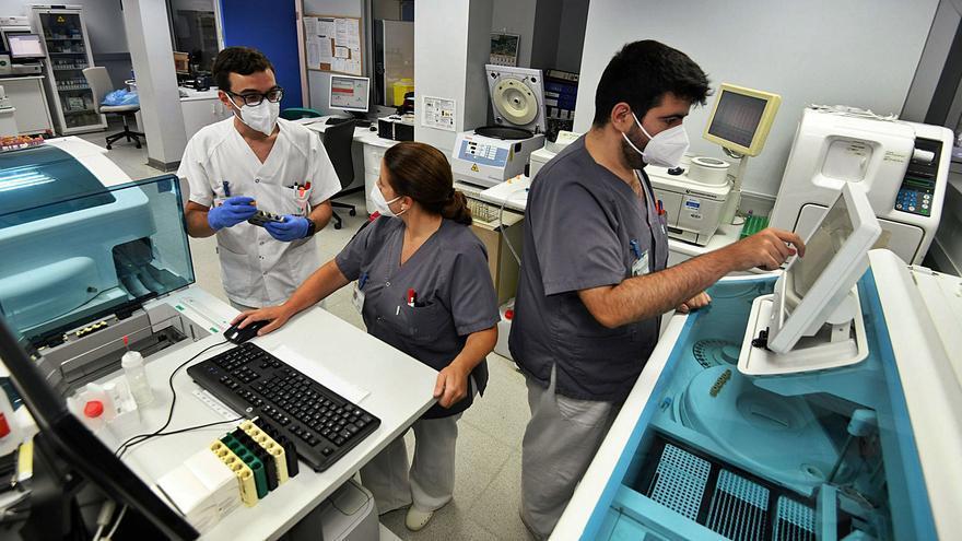 Crece la demanda del test de anticuerpos para analizar la inmunidad tras la vacuna