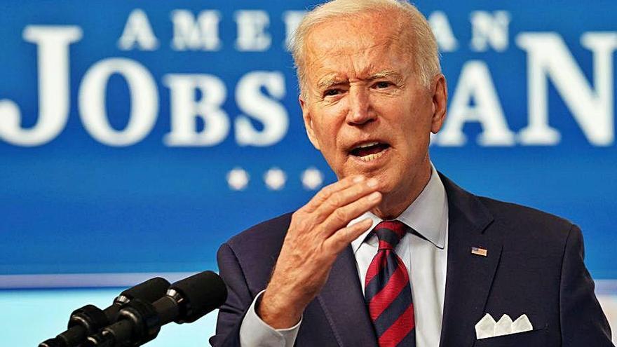 El Govern de Biden reprèn l'ajuda humanitària  i econòmica als palestins