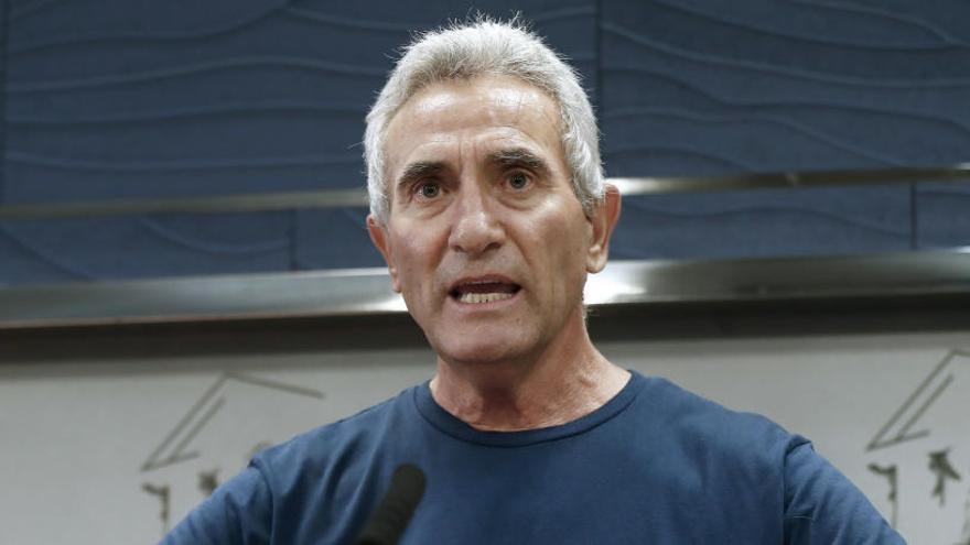 Cañamero reitera que no irá a declarar al Tribunal Supremo
