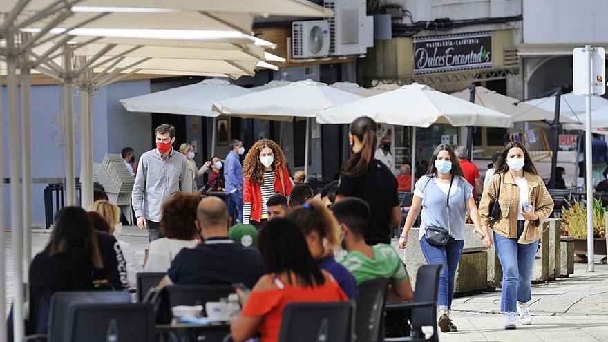 Lalín entra en alerta roja por coronavirus y valorará el lunes si aplica restricciones