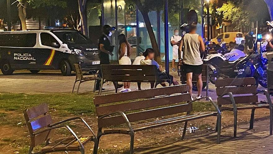 Palma registra más de 11.300 denuncias por botellón desde que se prohibió en 2011