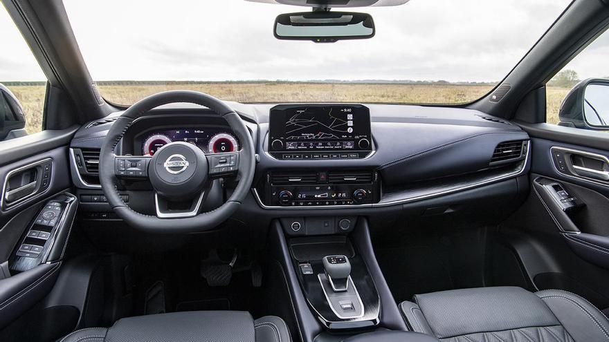 El nuevo Nissan Qashqai sale a la luz