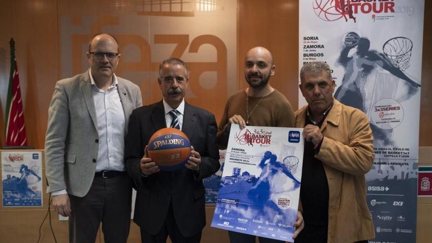 Presentación 3x3 Street Basket