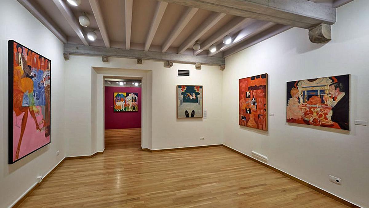 L'exposició d'Artigaual Museu d'Art