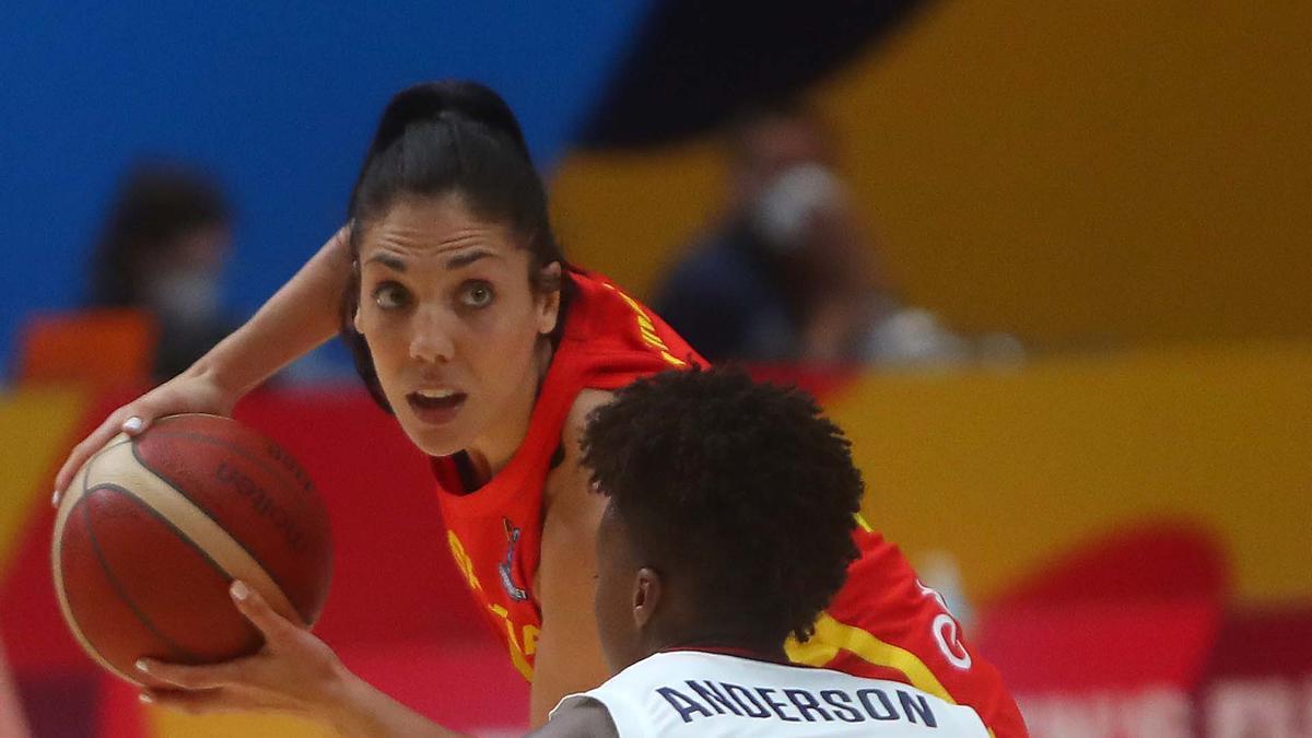 Las imágenes del Serbia - España del Eurobasket
