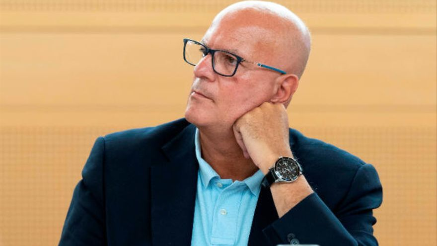 Pitti (CC) renuncia al cargo de consejero del Cabildo por motivos personales