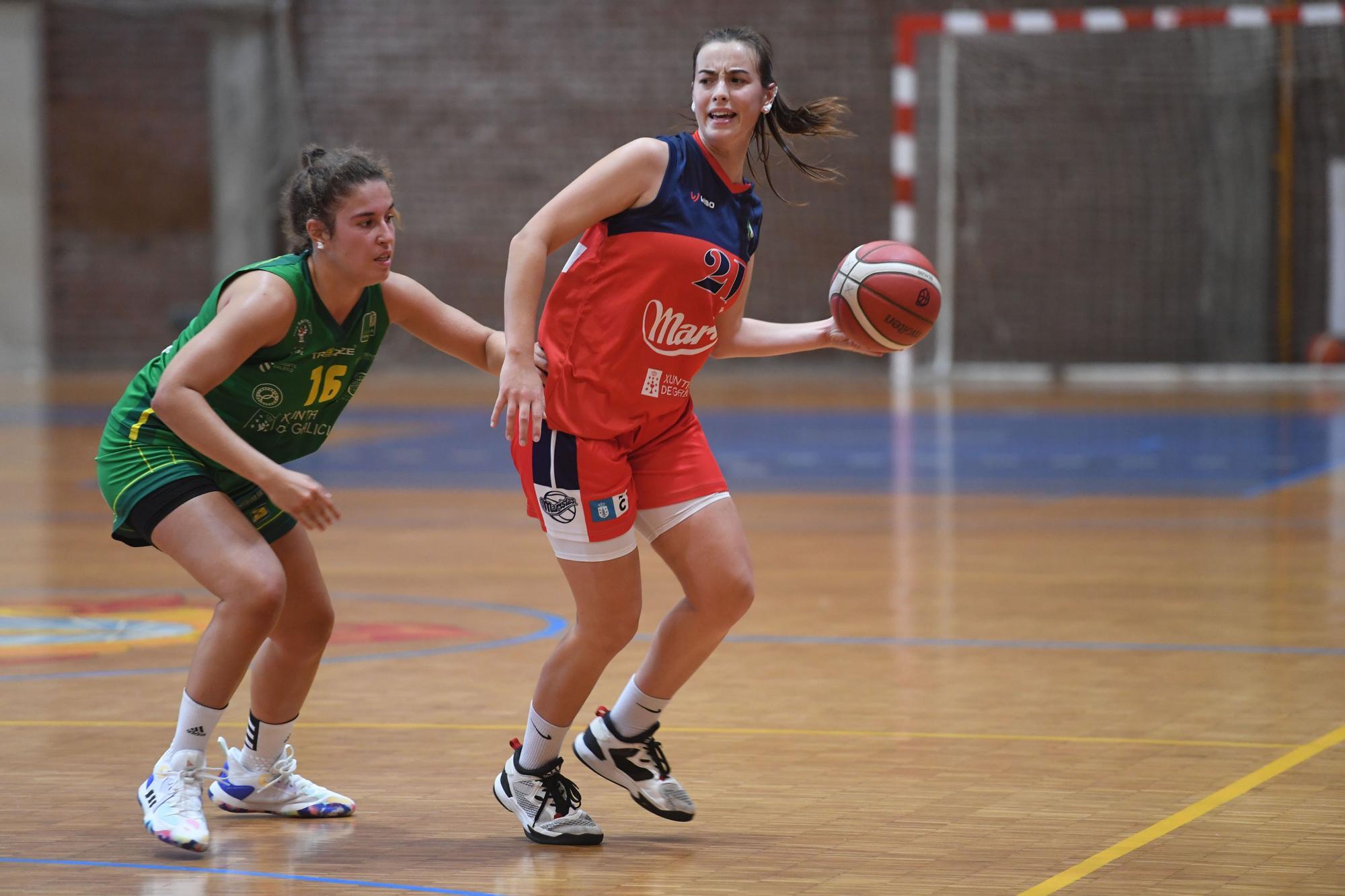El Maristas supera al Arxil y avanza en la Copa Galicia