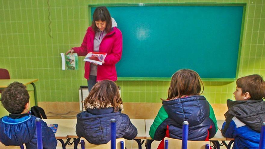 Las nuevas aulas de dos años dan un espaldarazo a los colegios de zonas rurales en la provincia de Alicante