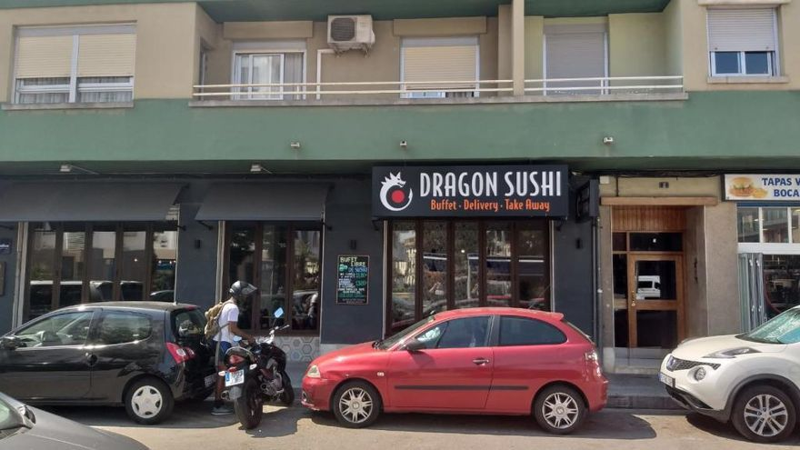 Ya son 78 los intoxicados por comer en el Dragon Sushi, 13 de ellos con salmonelosis