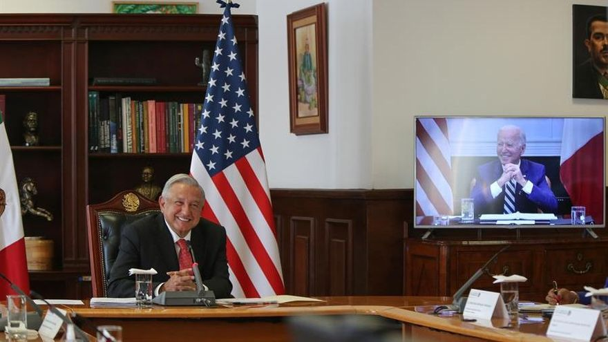 Biden y López Obrador sientan la base para una relación de igualdad