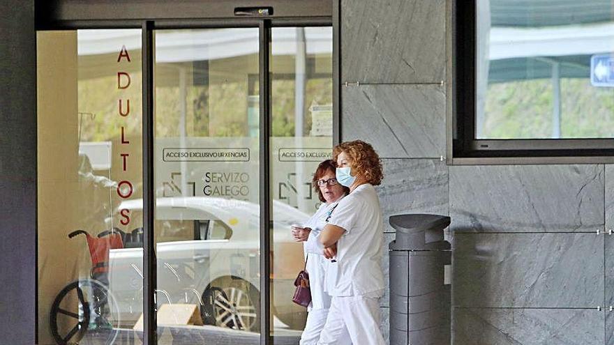 Buscan al pasaje del bus en el que llegó a Vigo un afectado que ingresó en UCI