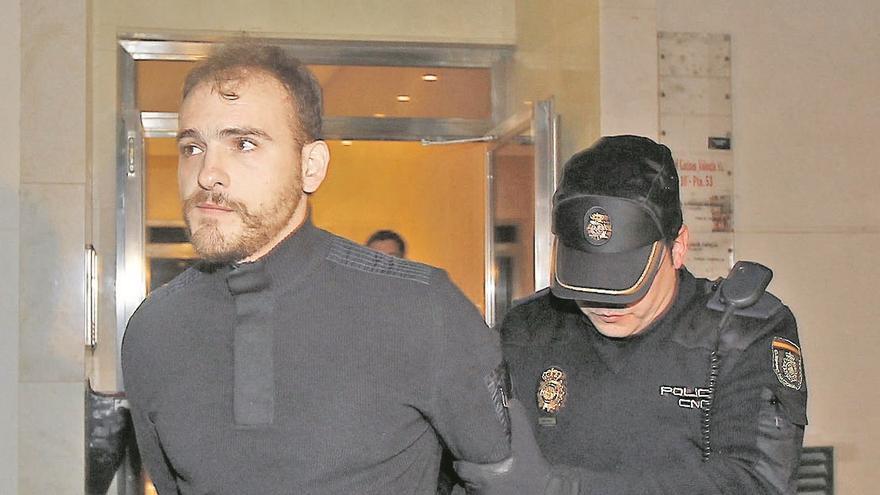 """Luka Bojovic: El """"tigre de Arkan"""" que se refugió en València"""