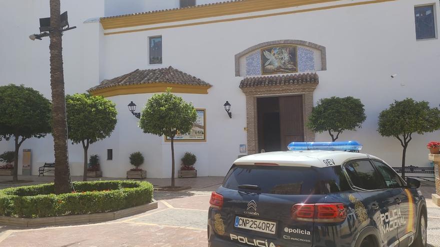 La Policía detiene a 15 personas y esclarece 12 robos con fuerza en comercios de Marbella